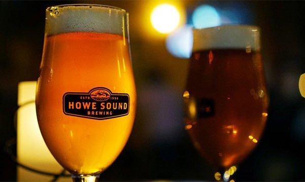 rope runner squamish howe sound brewery